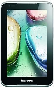Lenovo A1000 7-inch Tablet (White) - (MTK 8317 1GHz Processor, 1GB RAM, 16GB eMMC, WLAN, BT, GPS, Webcam, Android 4.2)