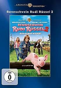 Rennschwein Rudi Rüssel 2[NON-US FORMAT, PAL]
