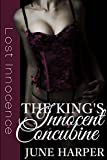 The King's Innocent Concubine (BDSM, First Time, Innocence, Historical, Alpha Male)