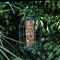 Natures Market BF008N Squirrel Guard Hanging Nut Peanut Feeder Wild Bird Garden Feeding Station from Natures Market