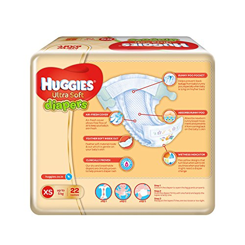 Huggies-Ultra-Soft-for-New-Baby-XS-Size-Diapers-22-Count