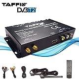 TAFFIO® Universal KFZ Auto DVB-T2 H.265 HD Digital Receiver MPEG2/4 240 km/h TV Empfang