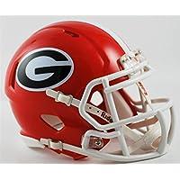 NCAA Georgia Bulldogs Speed Mini Helmet