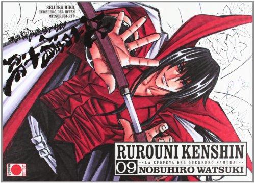 Rurouni kenshin, 9 integral editado por Panini / marvel