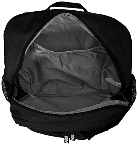Puma Unisex Deck Backpack Rucksack puma black