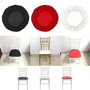 Sitzkissen Stuhlhussen passt rund und eckig passend für Kinder, schützende und dehnbare Sitzkissen