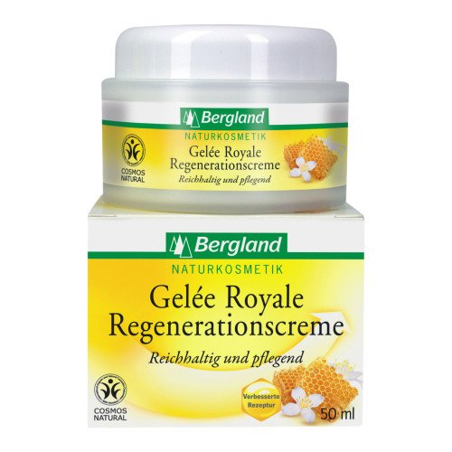 GELEE ROYALE Regenerationscreme BDIH 50 ml Creme