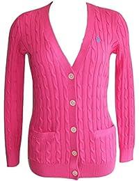 Amazon.fr   Ralph Lauren - Gilets   Pulls, Gilets   Sweat-shirts ... c427f9a2902c
