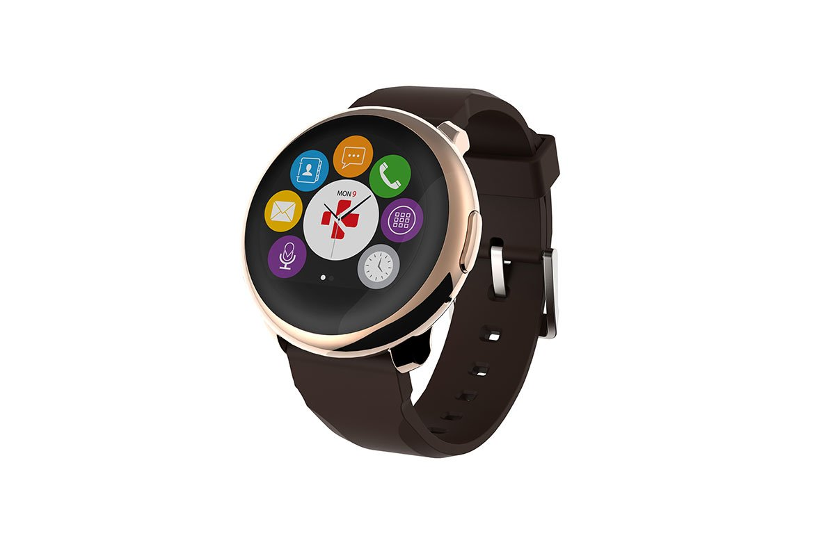 MyKronoz Smart Watch Fitness Tracker Zeround