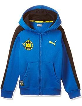 Puma Kinder Minions Hooded Jacket Sweatshirt