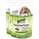2 x 4 kg = 8 kg Bunny Kaninchen Traum Kräuter / herbs für Zwergkaninchen