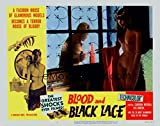 BLOOD AND BLACK LACE Lobby Card (1964 Limited 65/129)