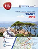 Atlas routier France Michelin 2018...