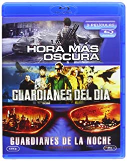 La Hora Mas Oscura / Guardianes Del Dia/ Guardianes De La Noche - Bd Tri [Blu-ray] (B009VV3LNW) | Amazon price tracker / tracking, Amazon price history charts, Amazon price watches, Amazon price drop alerts