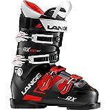 Lange RX 100 Herren Skischuhe, Schwarz/Rot, Herren, LBG2100_26, schwarz/rot, 26