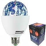 MSC LED-Diskokugel-Glühbirne, drehend mit vielen Farben 3.00W, 220.00V