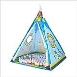 Kbsin212 Tipi Enfants Intérieur pour Garçon - Tente pour Enfants Baby Play House...