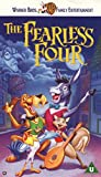 The Fearless Four [VHS] [UK Import]