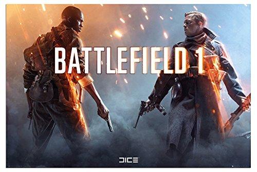 Battlefield 1 Squad Poster Maxi - 91.5 x 61cms (91.4x61cm)