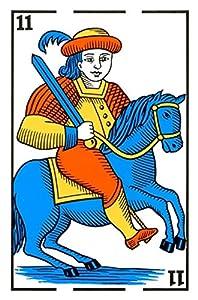 France Cartes - Juego de Cartas (391089) Importado de Francia