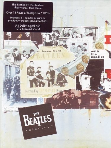 The Beatles - Anthology DVD Box-Set (5 DVDs)