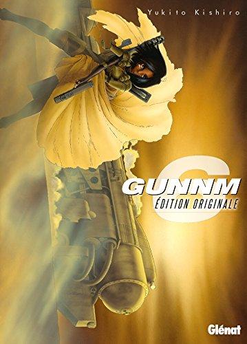 Gunnm - Édition originale - Tome 06 par Yukito Kishiro