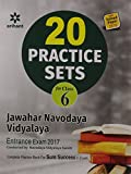 20 Practice Sets - Jawahar Navodaya Vidyalaya Entrnace Exam 2017 for class VI