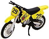 NEW RAY - A0904646 - veicoli in miniatura - Motocross / ATV / moto strada 1/32 - Modello casuale