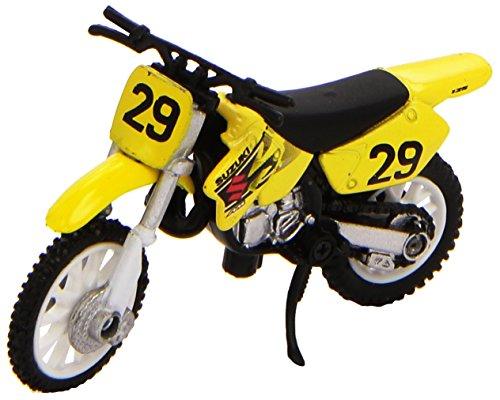 New Ray–a0904646–Fahrzeuge Miniaturen–Moto Cross/Quad/Moto im Straßenverkehr 1/32E–Modell zufällige