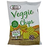 Eat Real | Veggie & Kale Chips | 2 x 12 x 40g