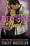 Everything I Need: Jeremy & SarahBeth #2 (Nashville Nights Book 3)
