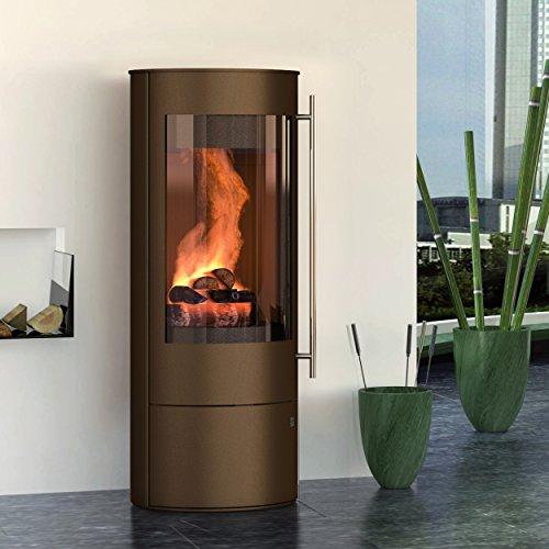 Preisvergleich Produktbild Olsberg O2357518000 Kaminofen Palena Compact Stahl, Mocca