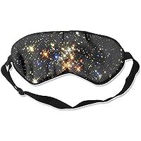Comfortable Sleep Eyes Masks Stars Printed Sleeping Mask For Travelling, Night Noon Nap, Mediation Or Yoga E1 preisvergleich bei billige-tabletten.eu
