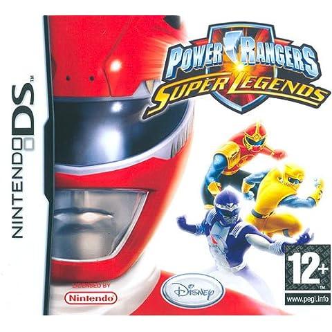 Power Rangers Super Legends [Importación italiana]