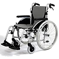 Roma Medical Orbit - Lightweight Aluminium Self Propelled Wheelchair