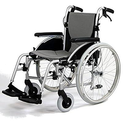 Roma Medical Orbit - Lightweight Aluminium Self Propelled Wheelchair