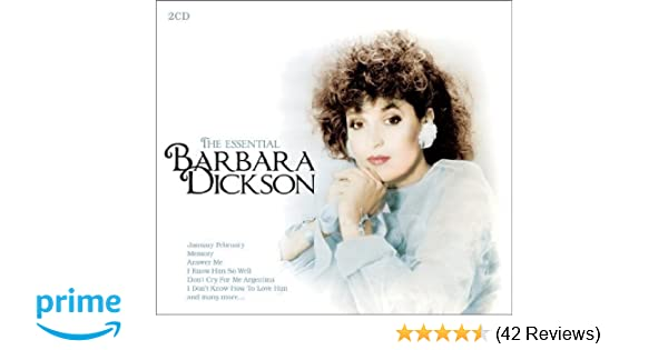 2fa343b039f9b The Essential Barbara Dickson