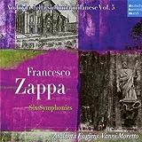 Francesco Zappa - Six Simphonies
