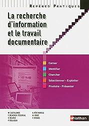 La recherche d'information et le travail documentaire