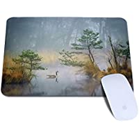 """Gaming Mouse Pad - Mouse Pad (10""""x8"""")-Canada Geese"""