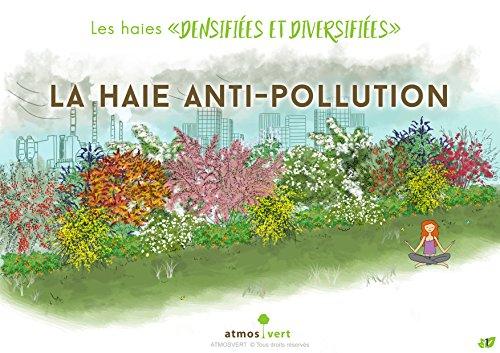 La haie Brise Vent Anti-Pollution - Pack 22 de plants et livret gratuit