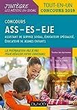 Concours ASS-ES-EJE - Assistant de service social, éducateur spécialisé, éducateur de jeunes enfants