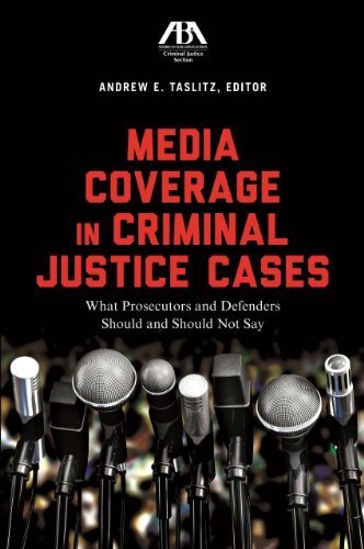 how the media portrays criminal justice The major problem with these types programs is that they portray the criminal justice system in a matter that is so far from real life criminal justice it also portrays crime in inaccurate ways and when media influences its audience to that degree, it's important to understand the problem with the misconception that media portrays to its.
