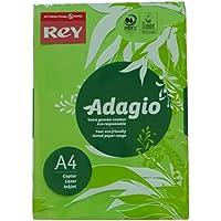 Dohe 30218 - Pack de 500 papeles, DIN A4, 80 g, color verde intenso