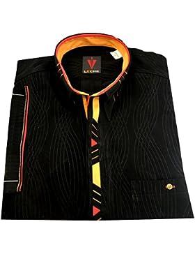 Leché -  Camicia Casual  - Uomo
