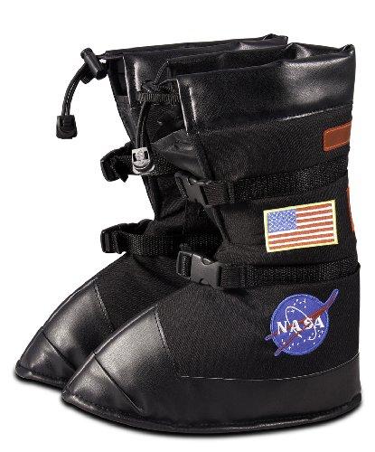 Aeromax ABTB-LRG Astronaut Stiefel, Schwarz, Gr--e Large