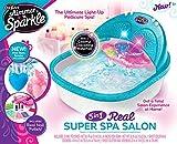 CRA-Z-ART- Shimmer'n Sparkle SPA Set de cosmética para pies y pedicura (ColorBaby 43921)