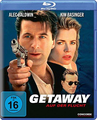 Getaway - Auf der Flucht [Blu-ray]