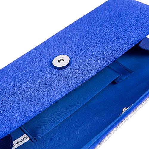 Kisschic - Borsa a tracolla donna Navy blue