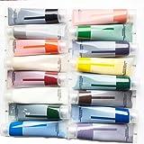16 x15ml Lebensmittelfarbe flüssig Softgel hochkonzentriert